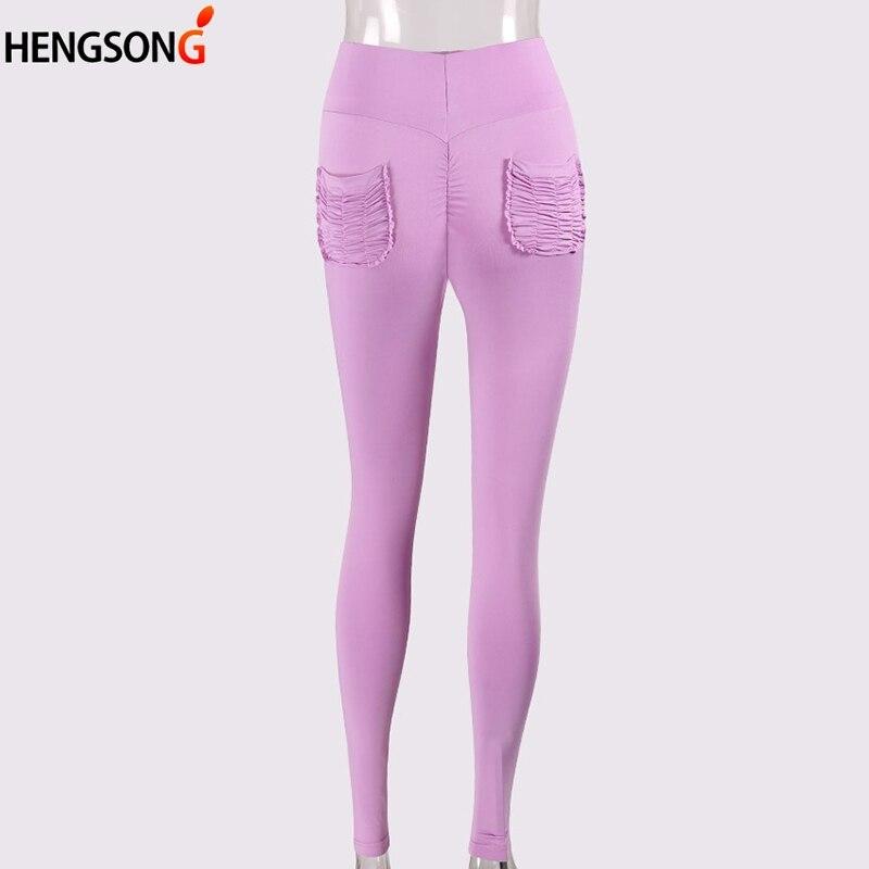 Hi Curves Fitness Leggings Reviews: Mermaid Curve Slim Leggings Women Solid Color Seamless