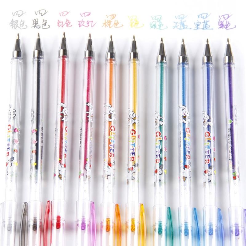 Creative Highlighters Gel Pen School Office Supplies Stationery