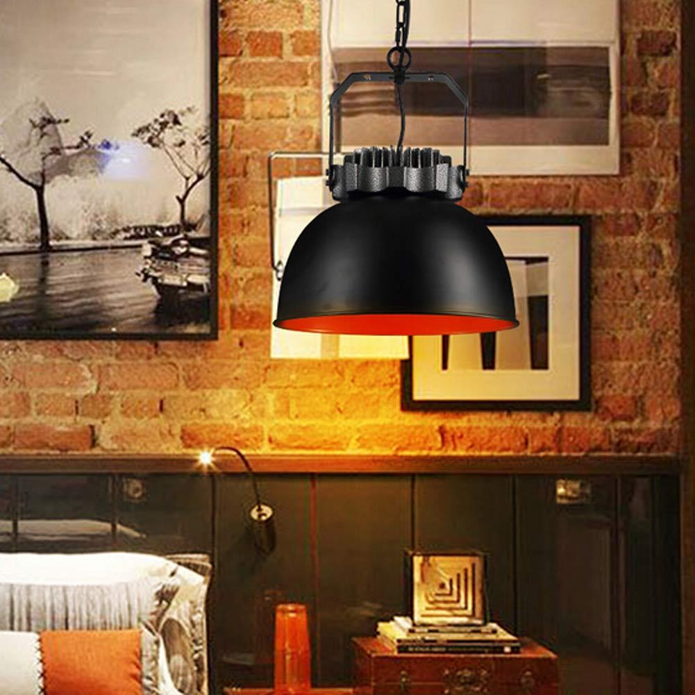 luces colgantes vintage retro industrial lmparas de techo comedor lmpara de barra de bar restaurante tico