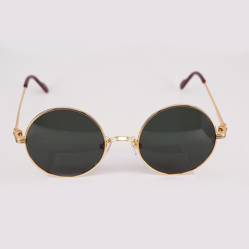 Vintage Sunglasses Men 2018 Carter Glasses Women High Quality Luxury Mens Sunglasses Brand Designer Frame Sunglass Oval Shades