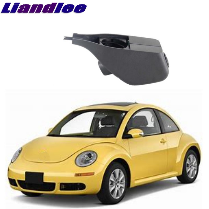 Liandlee For Volkswagen VW New Beetle / Beetle / Bjalla 2001~2010 Car Black Box WiFi DVR Dash Camera Driving Video Recorder kingsener japanese cell a32 k52 battery for asus a52 a52f a52j k52 k52d k52dr k52f k52j k52jc k52je k52n a41 k52 a31 k52 a42 k52