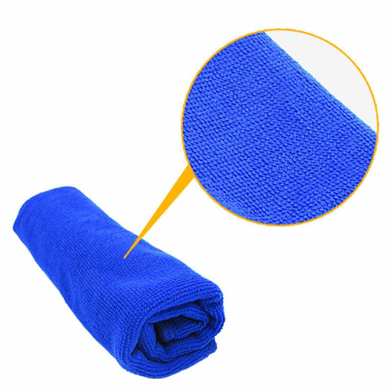 Mobil Pembersih Mobil Sikat Lembut Handuk Microfiber Cuci Mobil Dry Clean Bahasa Polandia Kain Sepeda Motor Detailing Perawatan Dapur Rumah Tangga Handuk