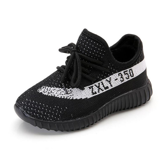 1b281d2f74da 2017 Spring New Brand Kids Shoes Boys Slip On Shoes Girls Sneakers Casual  Air Sports Children Running Shoes Tenis Masculino
