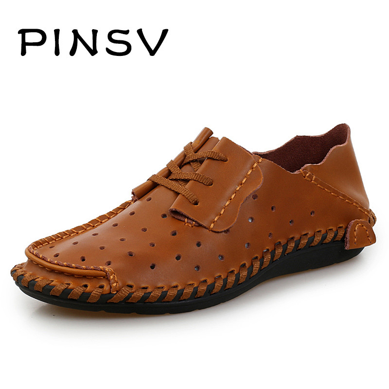 Big Size 45 Leather Casual Shoes Men Flats Luxury Shoes Men Loafers Brown Men Shoes Casual Mocassin Homme Sapatos Masculino 2017 new flats men shoes zip round toe leather men loafers shoes fashion brand outdoor shoes casual sapatos masculino