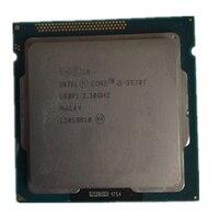 INTEL ORIGINAL I5 3570T processor LGA 1155 Quad core 2.3GHZ 45W desktop Cpu