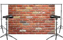 Brick Photography Backdrop Stone Background Wallpaper Studio Props Wall 150x220cm Photography Background стоимость
