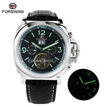 Men Tourbillon Automatic Mechanical Watches Leather Strap Casual Mechanical Watch for Teenagers Analog Watch Mechanical for Boy все цены