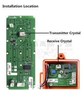 Image 2 - Industrial Remote Control Transmitter Crystal Receiver Crystal TX RX
