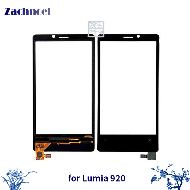 4.5 Touch Panel for Nokia Lumia 920 N920 Touch Screen Digitizer Sensor Front Glass Lens Panel Touchscreen Replacement