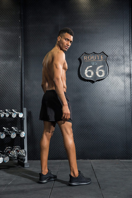 Men's Gym Shorts 4