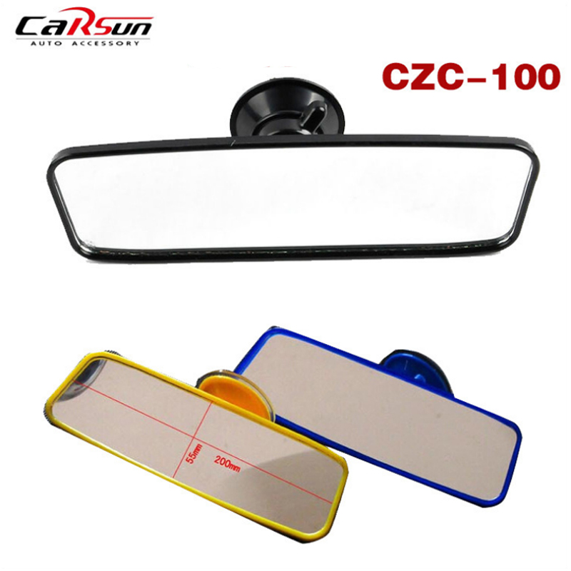 Hot Auto Car Sun Visor Safety View Mirror Back Seat Windshield Googles For Baby Black Yellow In Interior Mirrors From Automobiles