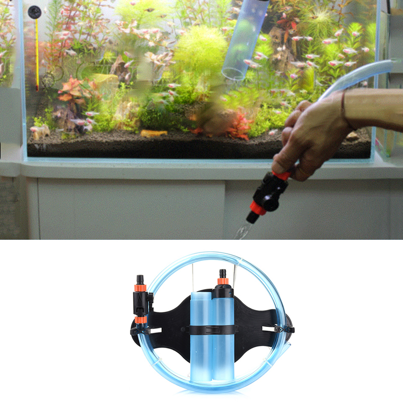 Plastic fish tank aquarium sand washing machine for normal for Tp fish market