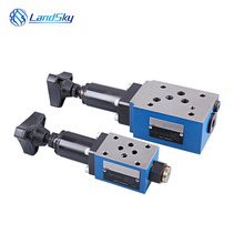 hydraulic directional control valve Hydraulic pressure reducing valve ZDR10DP1-40/210YM superimposed pressure reducing valve hydraulic directional control valve zdr6da1 30 210ym superimposed pressure reducing valve hydraulic system
