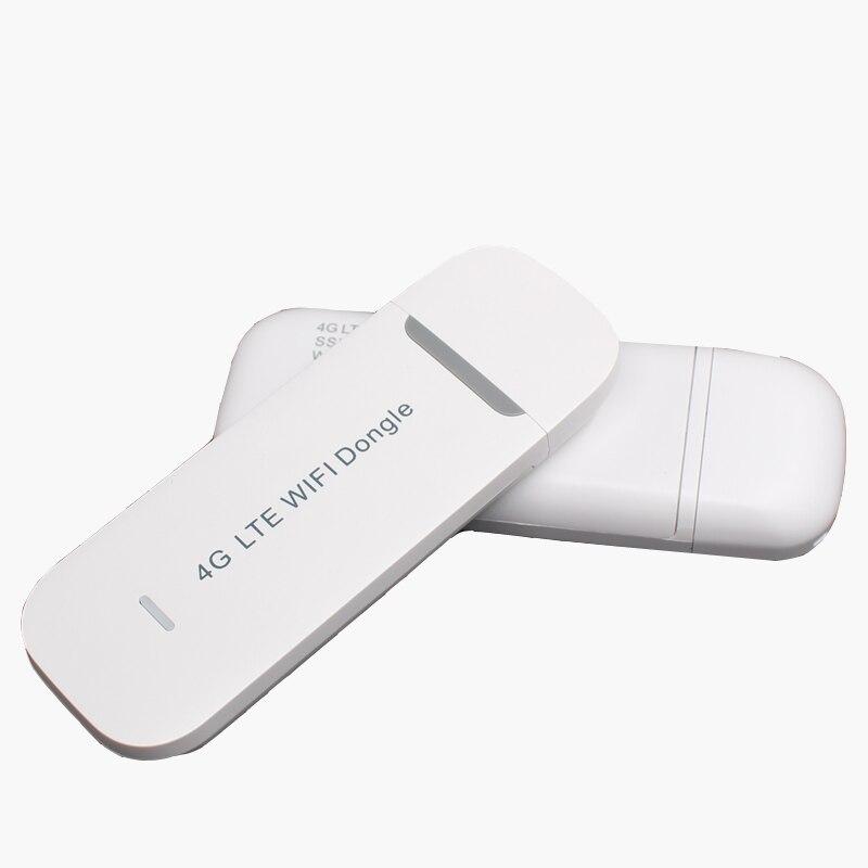 Gostitelj! 100Mbps Odklenjen mini LTE usb wifi 4g modem Brezžični usmerjevalnik z režo za SIM kartico