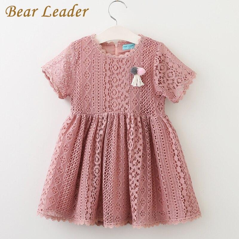 Платье для девочек модельер