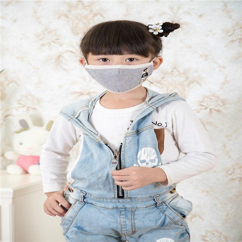 5 Teile/paket Mode Gesicht Maske Baumwolle Anti Staub Maske Baumwolle Anti Gesicht Staub Bike Mund Masken Kpop Unisex Mann Trening Maska Bekleidung Zubehör Damen-accessoires