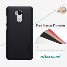 Nillkin Frosted Shield Case for Xiaomi Redmi 4 Pro Prime 5.0 inch Plastic Hard Back Cover For Redmi 4 Pro with Free HD Protector