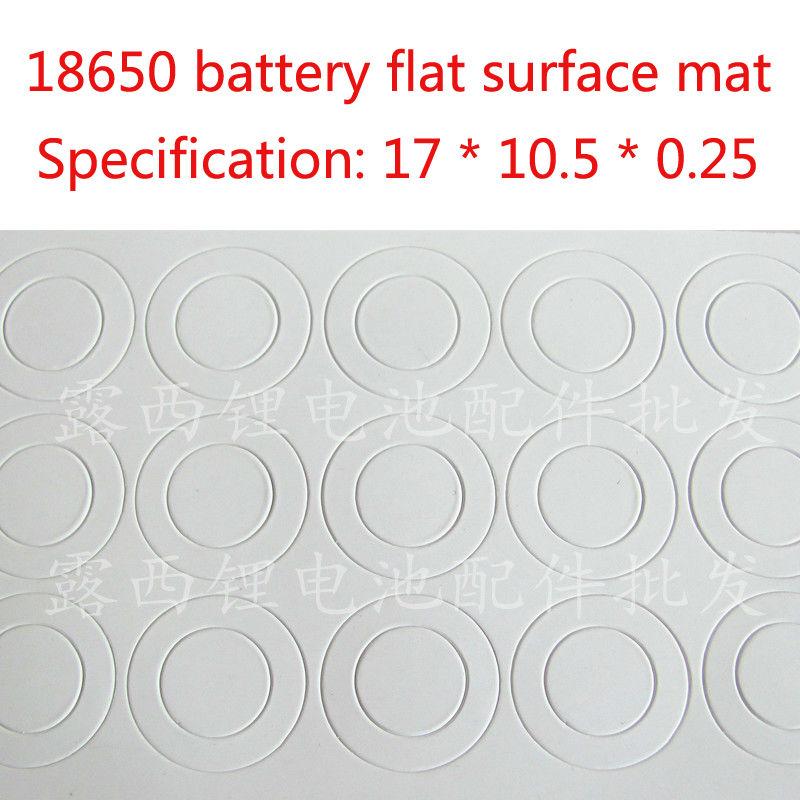 18650 Li-ion batteri anod isolering packning Isolator Ring för 18650 - Spel och tillbehör - Foto 4