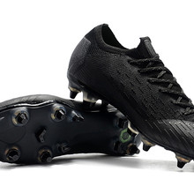 8e32b7ac1 CR7 Football Boots Superfly V AG FG Soccer Shoes Mens Women Kids Outdoor  Soccer Cleats Low