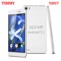 YUNSONG Original Y2017 5 5 Inch Screen Mobile Phone 13MP Camera 5 5 Inch Screen MTK6580