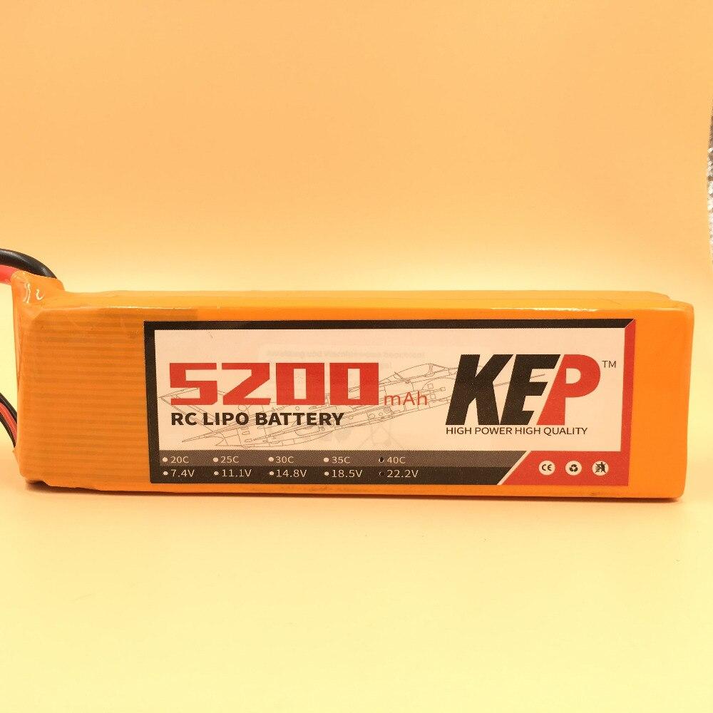 KEP RC Lipo Battery 5S 18.5v 5200mAh 35C For RC Aircraft Helicopter Car Boat Drones Quadcopter Li-Polymer Batteria 5S AKKU 5pcs lot 20cm 20cm rc battery fastening tape for li po battery of rc quadcopter rc aircraft rc boat wholesale