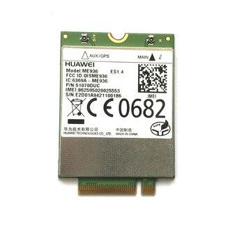 цена на For ME936 4G LTE Modules NGFF Quad-band WCDMA/HSDPA/HSUPA/HSPA+ GPRS/EDGE Wireless M.2 Card