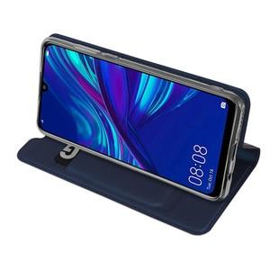 Image 5 - DUX DUCIS Flip funda para Huawei P Smart Plus 2019 libro billetera de cuero para Huawei P inteligente + (2019)/P Smart Z PSmart Coque