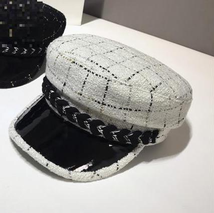 Ladies Military Hats Winter...