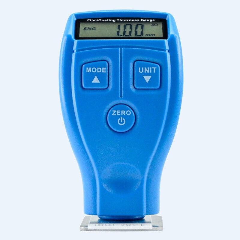 Mini auto film povlaku tloušťkoměr ultrazvukové auto digitální - Měřicí přístroje - Fotografie 3