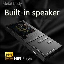 CHENFEC C18 الأصلي مشغل Mp3 16 جيجابايت المتكلم MP3 مشغل موسيقى الرياضة 1.8 بوصة شاشة عالية الجودة ضياع مسجل صوتي FM MP3