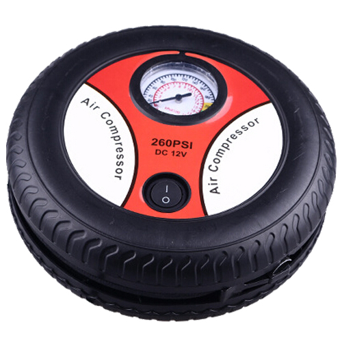 Mini Portable 12v Auto Electric Tire Inflatable Pumps ...