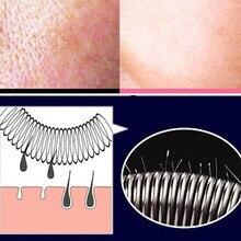 Безопасный ручной прибор для удаления волос на лице, пластиковый ролик для удаления волос на лице, косметический эпилятор, инструмент для удаления волос с помощью Epi