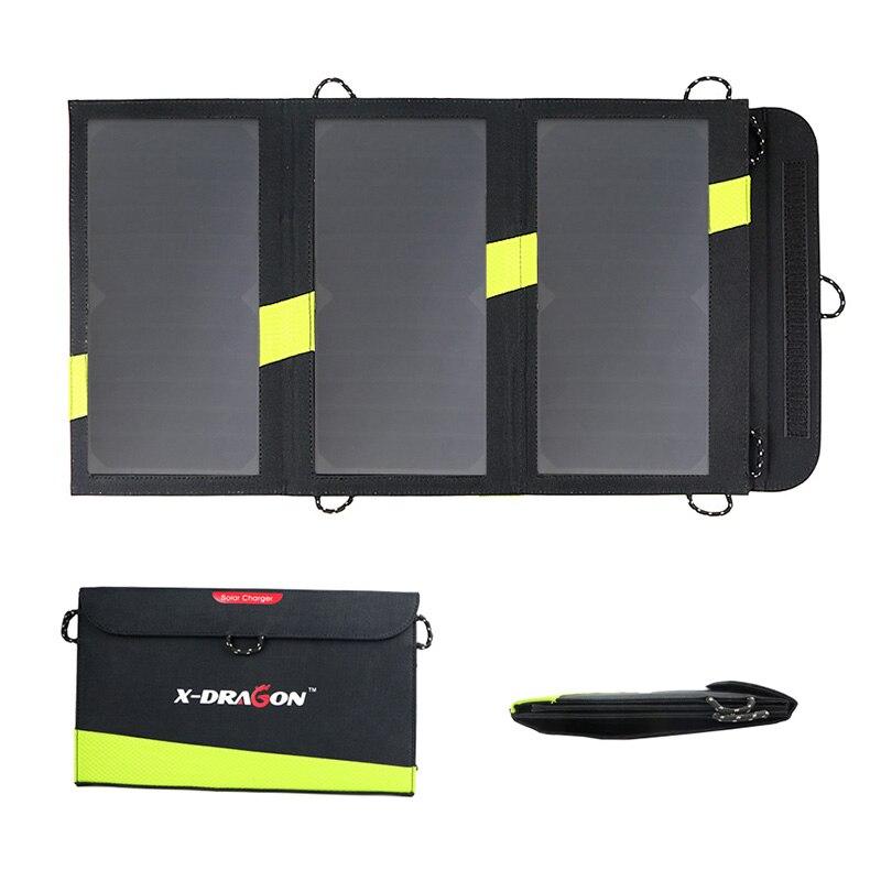 HYSUNG 5V 20W Solar Power Panel USB Portable Solar Device Solar Panel