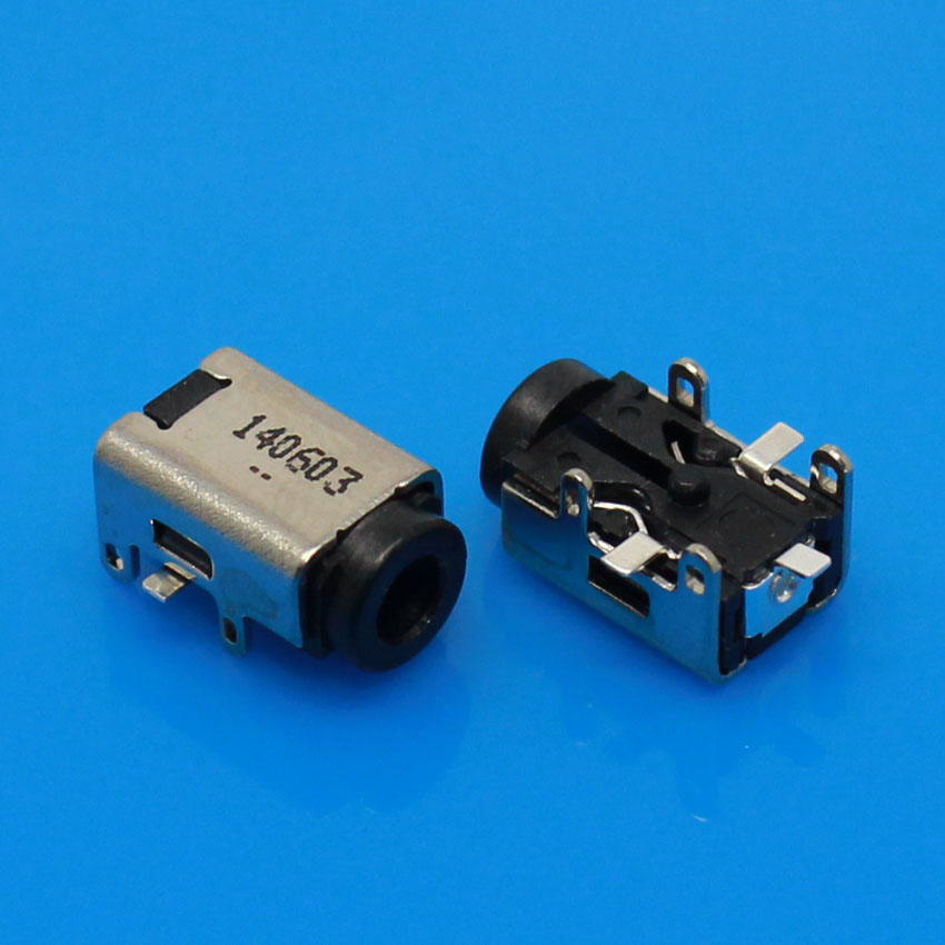 New DC Power Jack Connector For ASUS EEEPC 1005HA-P 1005HA-V 1005PE 1001HA 1002HA 1008P 1008HA 1005HAB 1101HA 1001PX DC JACK купить дешево онлайн