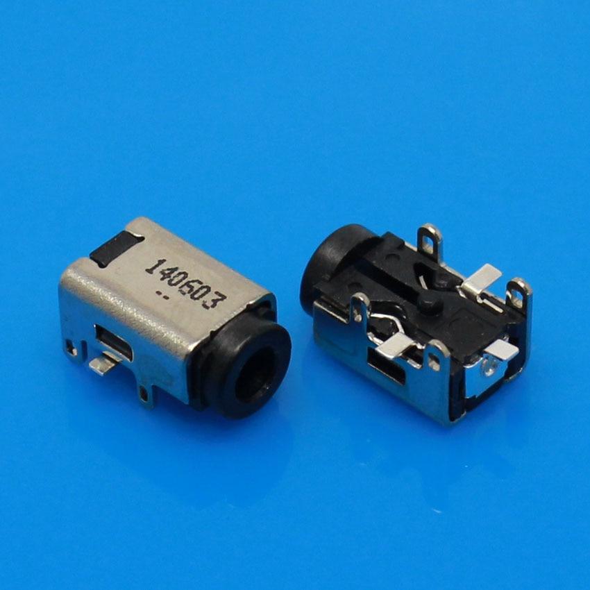 New DC Power Jack Connector For ASUS EEEPC 1005HA-P 1005HA-V 1005PE 1001HA 1002HA 1008P 1008HA 1005HAB 1101HA 1001PX DC JACK корм для волнистых попугаев padovan grandmix cocorite