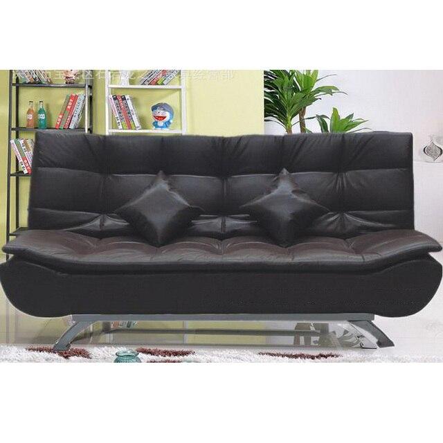 260320 1 5m Lazy living room leather art sofa furniture Foldable sofa bed. Aliexpress com   Buy 260320 1 5m Lazy living room leather art sofa