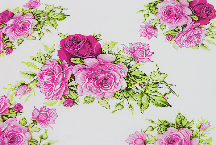 Rainloong rose paper napkin flower festive party tissue napkins rainloong rose paper napkin flower festive party tissue napkins decoupage 33cm33cm 20pcspacklot in disposable party tableware from home garden on mightylinksfo