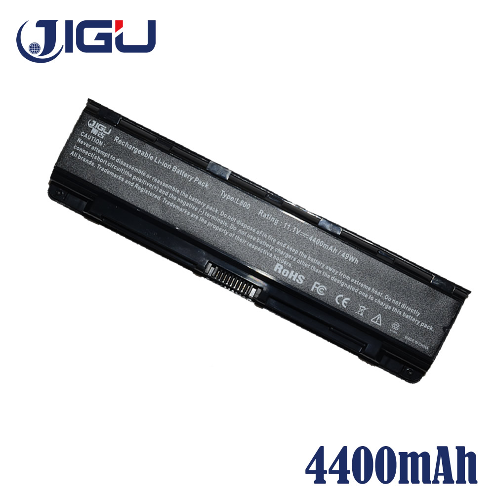 JIGU Laptop Battery For Toshiba PABAS275 PA5121U-1BRS For Satellite C850D C870 C870D Series C875D C855-10G C855D C855-1qgJIGU Laptop Battery For Toshiba PABAS275 PA5121U-1BRS For Satellite C850D C870 C870D Series C875D C855-10G C855D C855-1qg