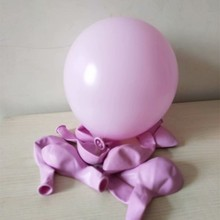 pink purple balloons 50pcs/lot 12 inch thick latex macaron balloon party decoration birthday ballon wedding baby shower kids toy