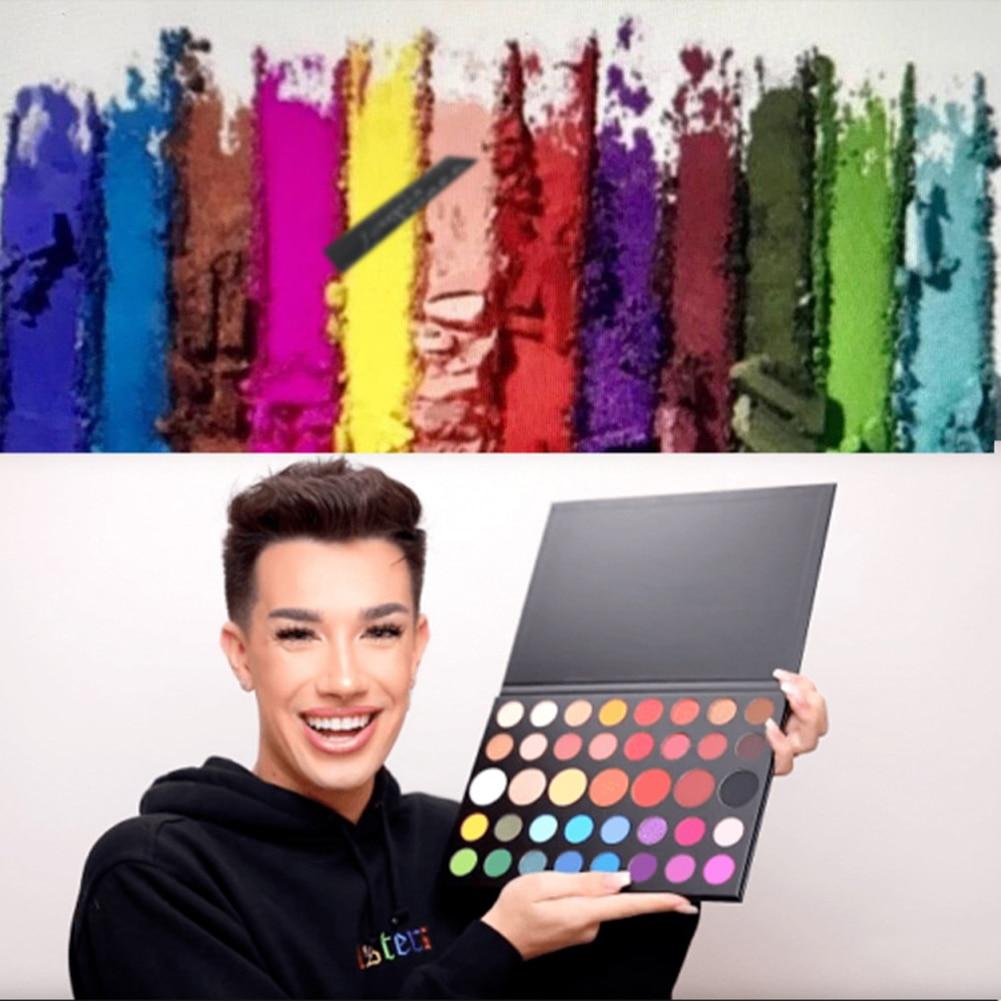 39 cores Matte Cor Pigmentos Compõem a