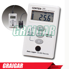 Wholesale Temperature logger(Thermometer) CENTER340 CENTER-340,Free shipping