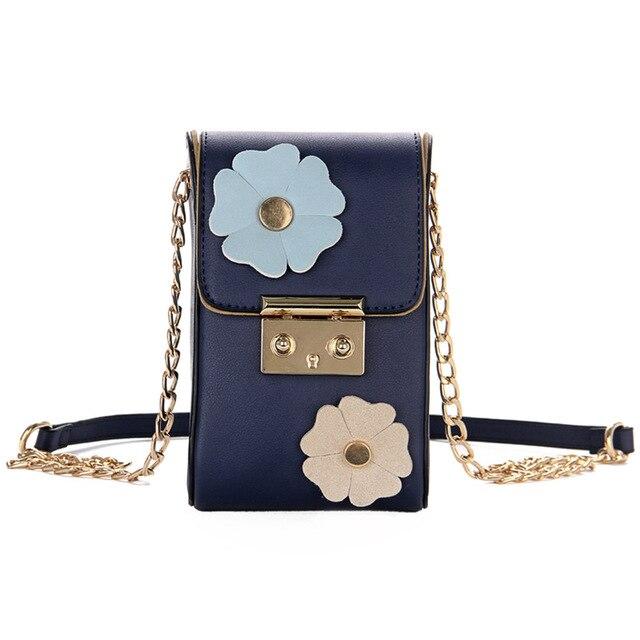 f427cf42f Elegante diseñador famoso de la marca mujeres bolsos de cuero messenger bag  mini pequeños bolsos de