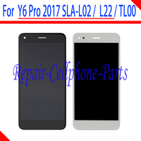 5 0 Inch Full LCD DIsplay Touch Screen Digitizer Assembly For Huawei Y6 Pro 2017 SLA