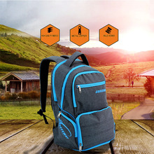 CROSSWAY New men women climbing backpacks rackets bag multifunction equipment sports bag large capacity outdoor 2203