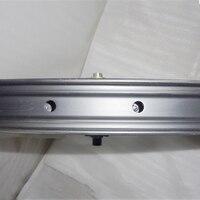 Oferta Borde de carbono sin tubo MTB 32mm de profundidad x 40mm de ancho externo 32/32h UD mate 650B Borde de carbono DH MTB