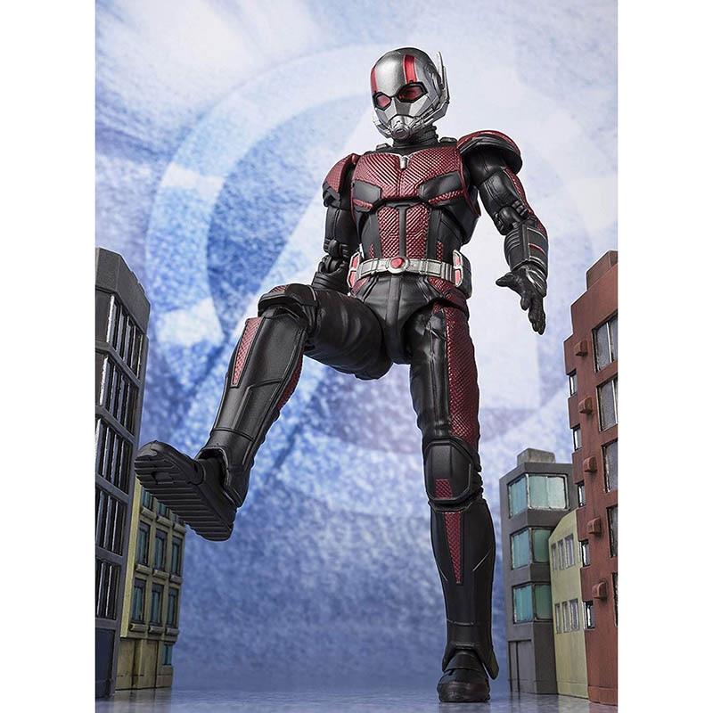 Avengers 4 Endgame SHFiguarts Ant Man Infinity War Action Figure Model Toy Doll Christmas Gift (9)