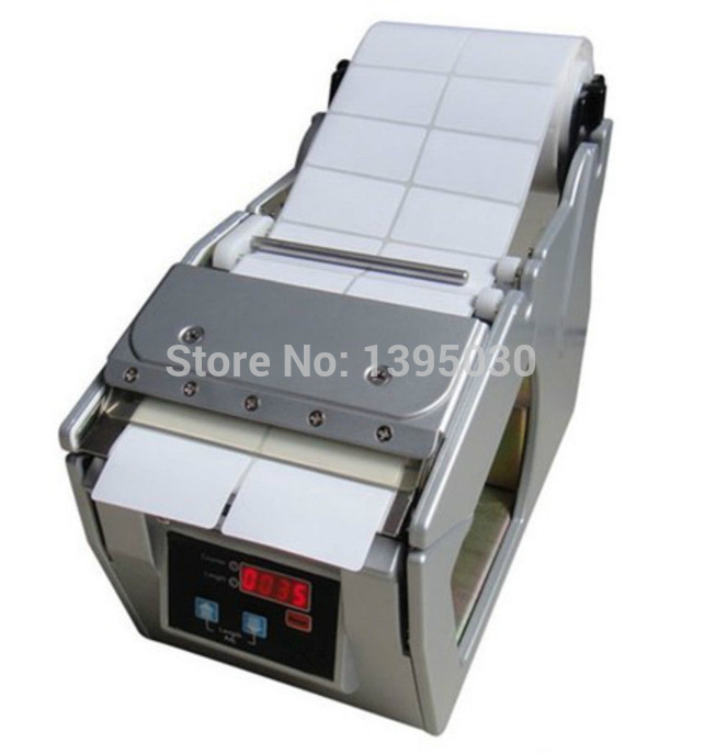 X-100 Automatic Label Dispenser Label Stripping Machines Label Dispenser 250mm max. dia ftr 118c automatic label dispenser with counter 1 sensor 6 digit led label 3 100mm wide 4 150mm long