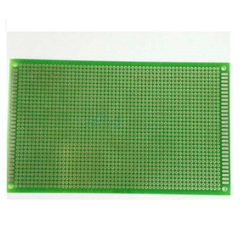 US $2 98 9% OFF|9*15cm Single Side Prototype PCB Diy Universal Tin Plating  Board High Quality Glass Fiber Circuit Board-in Single-Sided PCB from