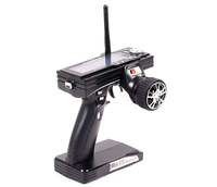 baja 2.4G 3 Channel transmitter with LCD screen 63004 2 for 1/5 hpi baja 5b parts rovan km rc cars