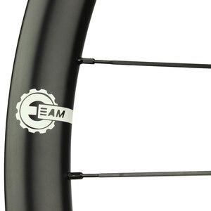 Image 3 - ELITEWHEELS DT Swiss 240 Series 27.5er MTB ruote 40*30mm Downhill DH Enduro Rim Hookless Tubeless JapanToray T700 fibra di carbonio